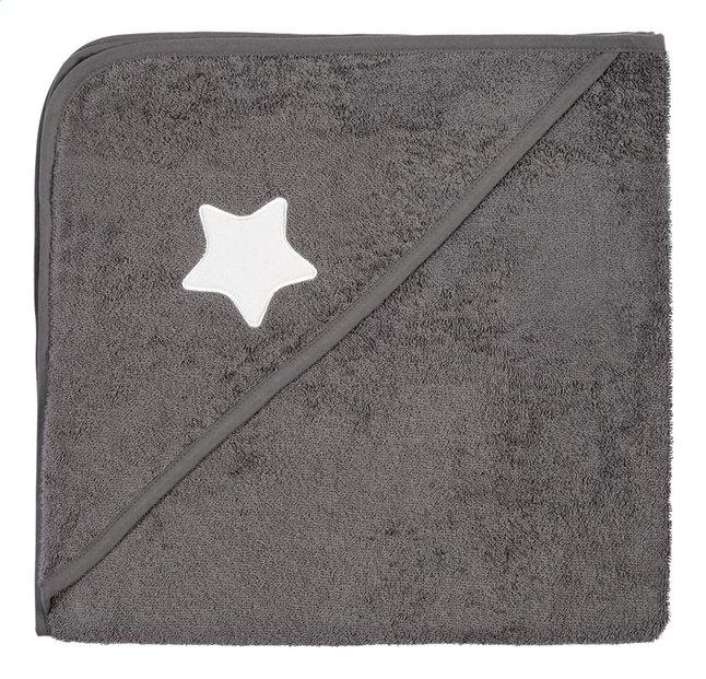 Image pour Dreambee Cape de bain Essentials étoile gris foncé Lg 80 x L 80 cm à partir de Dreambaby