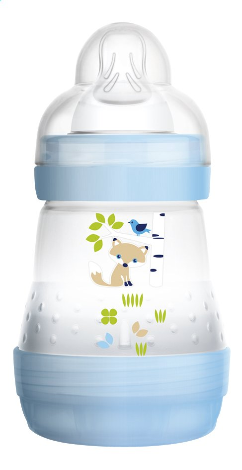 Image pour MAM Biberon anticolique Easy Start Anti-Colic blue 160 ml à partir de Dreambaby