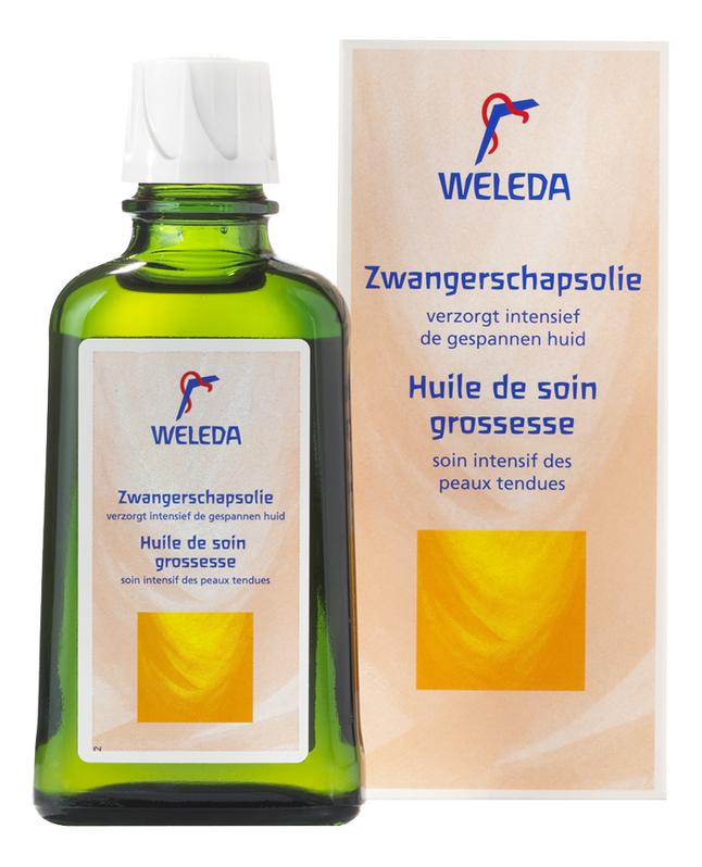 Image pour Weleda Huile de soin grossesse 100 ml à partir de Dreambaby