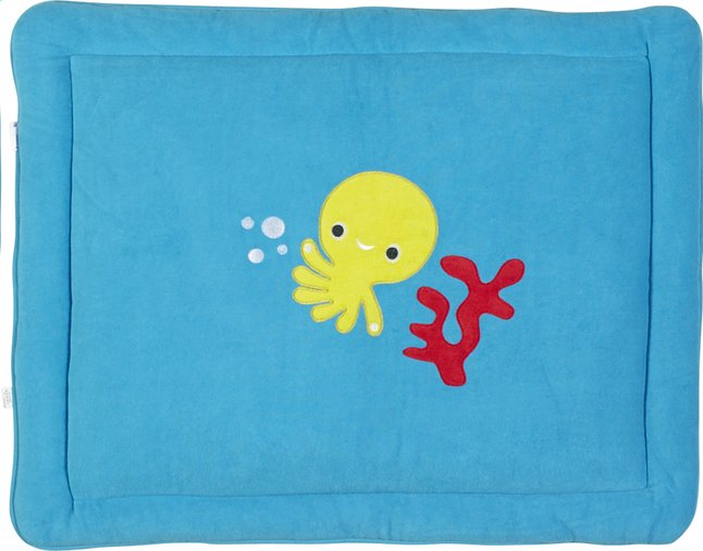Image pour Dreambee Tapis pour parc Otto bleu/turquoise à partir de Dreambaby
