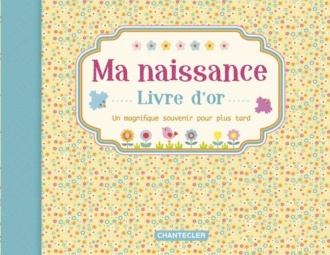 Afbeelding van Babydagboek Ma naissance, livre d'or FR from Dreambaby