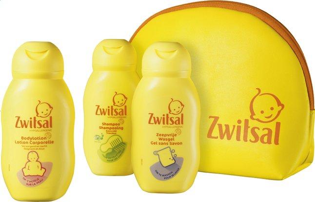 Image pour Zwitsal Trousse de toilettes avec produits de soin à partir de Dreambaby