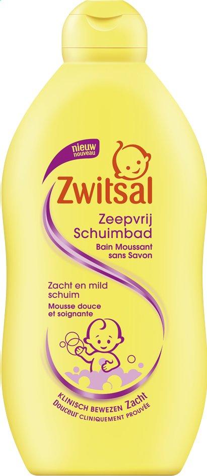 Image pour Zwitsal Bain moussant sans savon 400 ml à partir de Dreambaby
