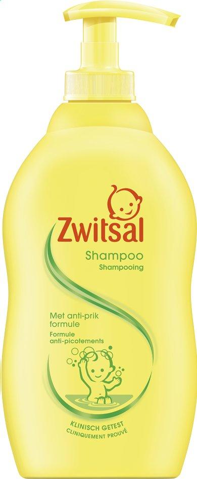 Image pour Zwitsal Shampoing 400 ml à partir de Dreambaby