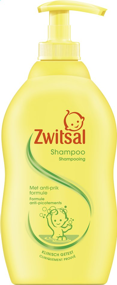 Afbeelding van Zwitsal Shampoo 400 ml from Dreambaby