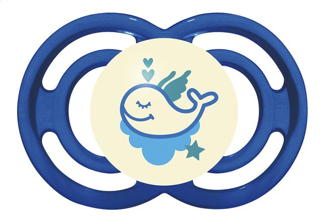 Image pour Mam Sucette pour la nuit Night 6 - 16 mois bleu/vert à partir de Dreambaby
