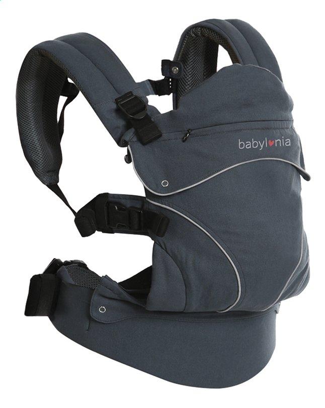 Babylonia Combidrager Flexia deep grey