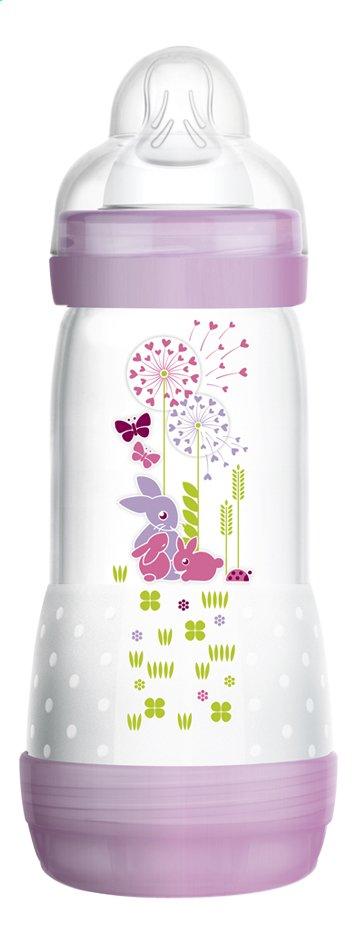 MAM Biberon anticolique Easy Start Anti-Colic lilas 320 ml