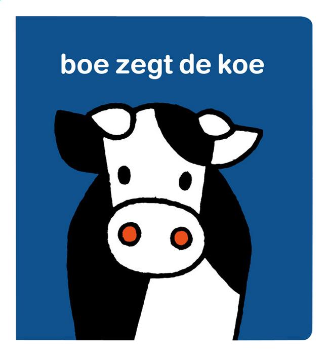 Image pour Livre Boe zegt de koe NL à partir de Dreambaby