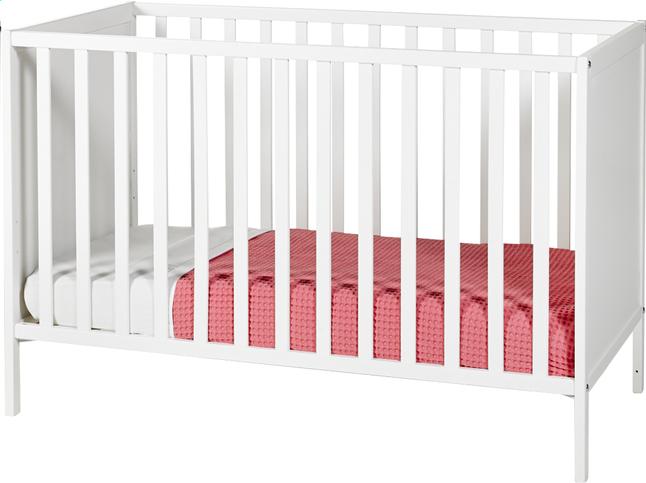 Afbeelding van Babybed wit from Dreambaby
