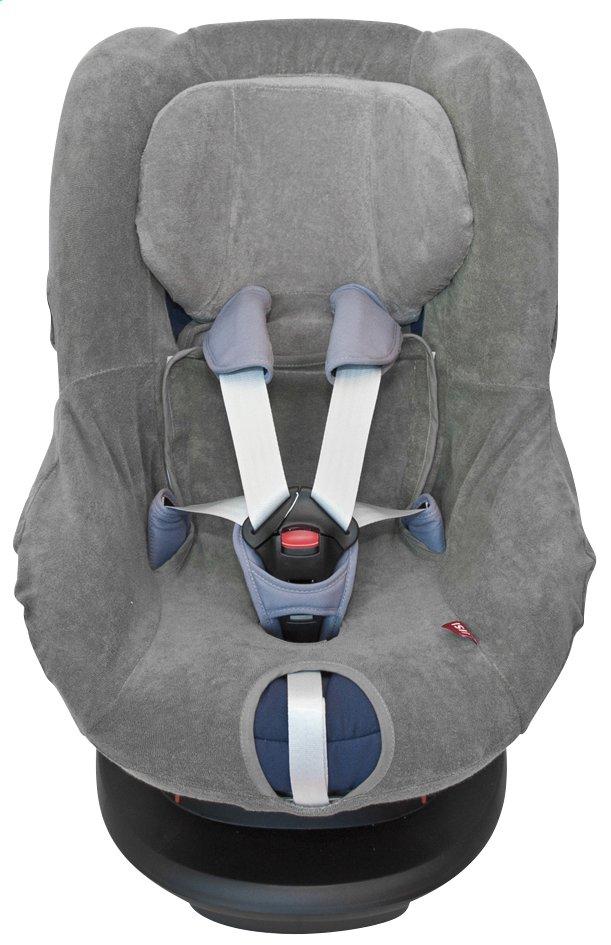 Afbeelding van Isi Mini Zomerhoes voor autostoel Groep 1  badstof antraciet from Dreambaby