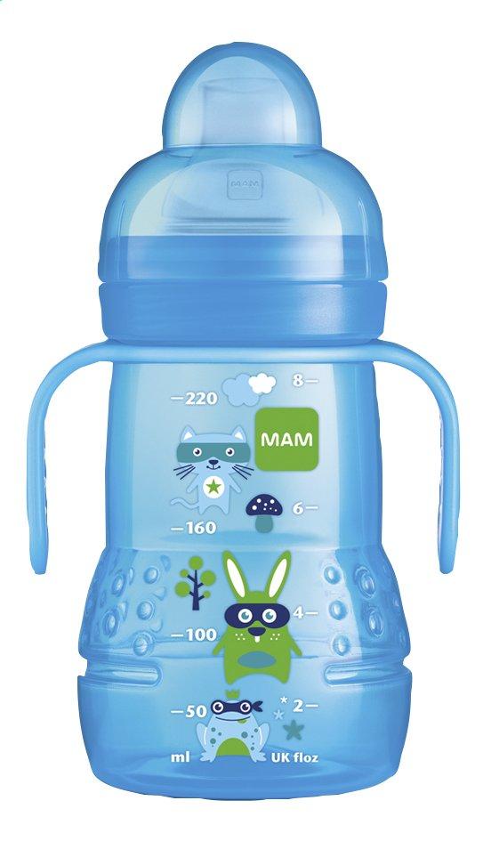 Image pour MAM Gobelet d'apprentissage Trainer+ bleu 220 ml à partir de Dreambaby