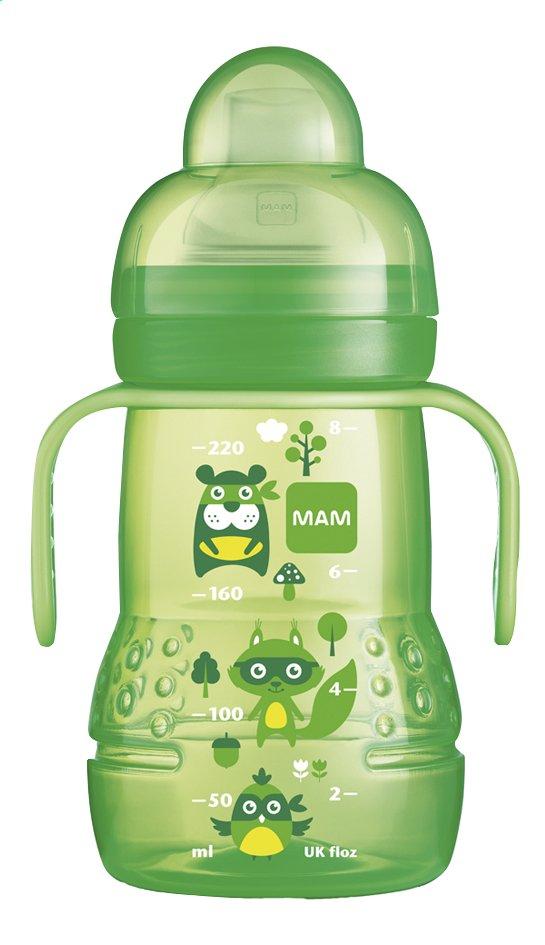 Image pour MAM Gobelet d'apprentissage Trainer+ vert 220 ml à partir de Dreambaby