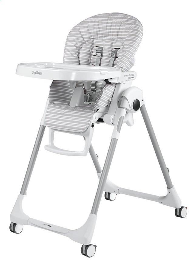 Pappa Follow Prima Peg Pérego Grey Chaise Haute Linear Me bfvgyY76