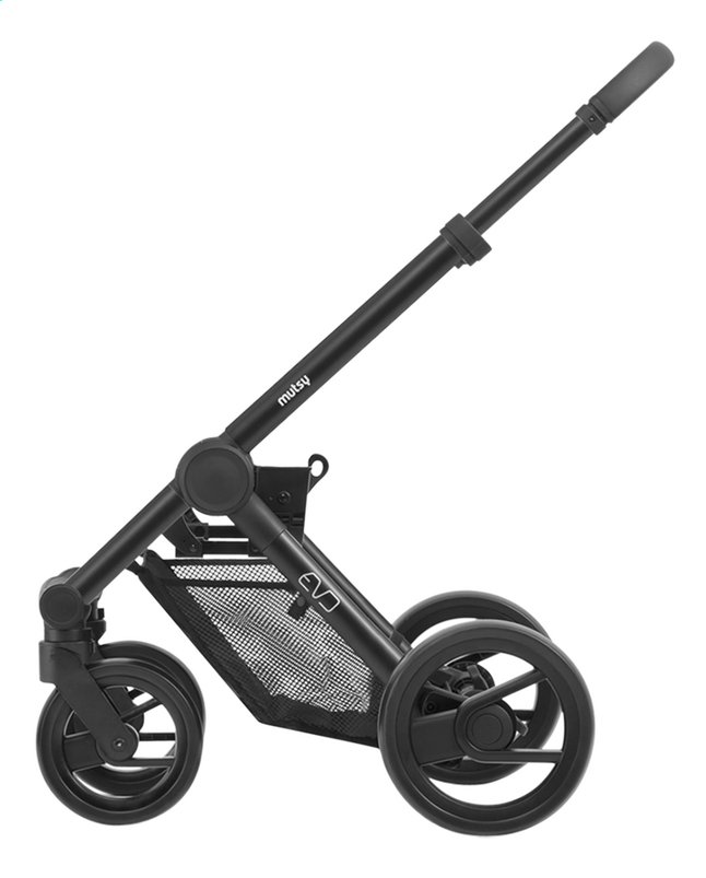 4ea5963463d Afbeelding van Mutsy Onderstel voor wandelwagen Evo black/grey from  Dreambaby
