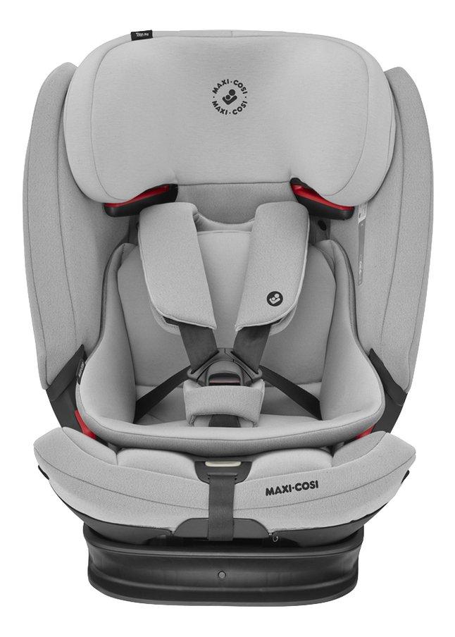 Maxi-Cosi Autostoel Titan Pro Groep 1/2/3 Authentic Grey