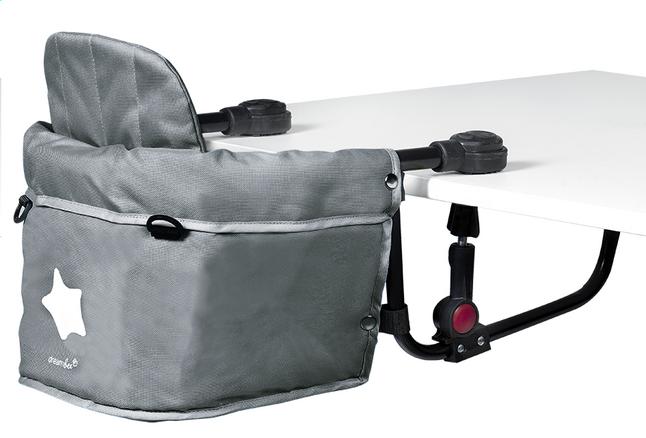 Afbeelding van Dreambee Tafelhangstoel Essentials ster grijs from Dreambaby