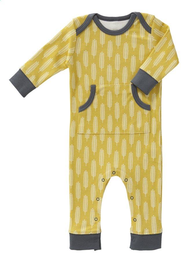 Fresk Pyjama Havre vintage yellow maat 56/62