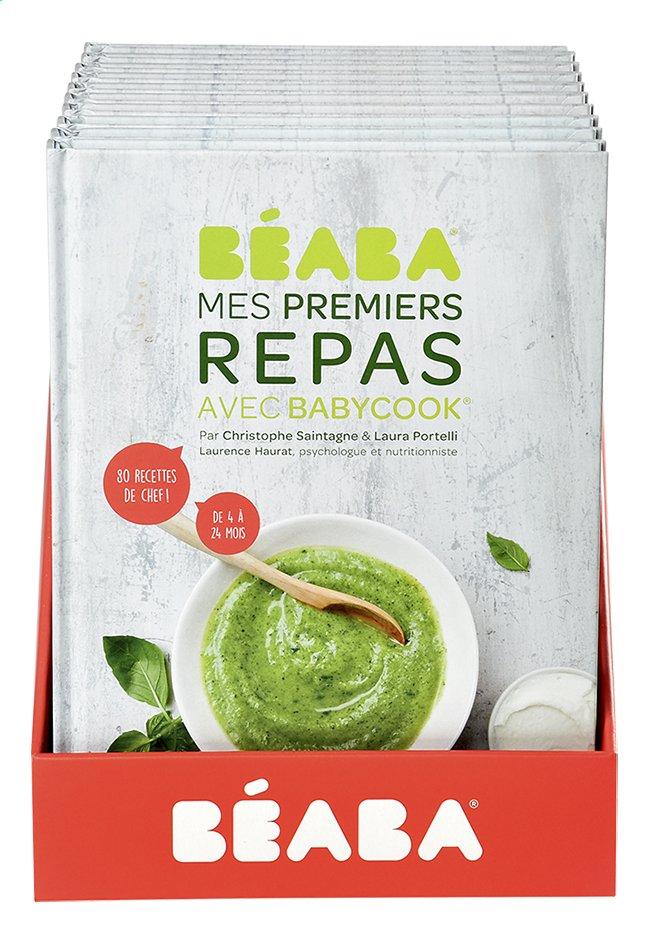 Afbeelding van Béaba Kookboek Mes premiers repas avec Babycook from Dreambaby