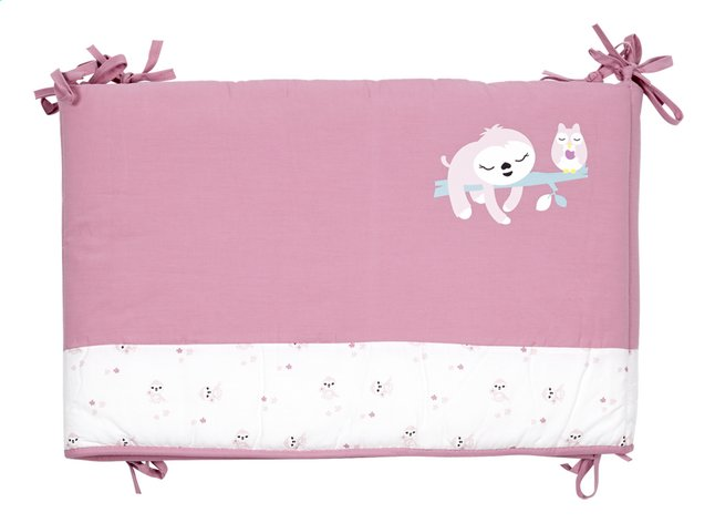 Afbeelding van Dreambee Bedomranding Lila & Lou Lila from Dreambaby