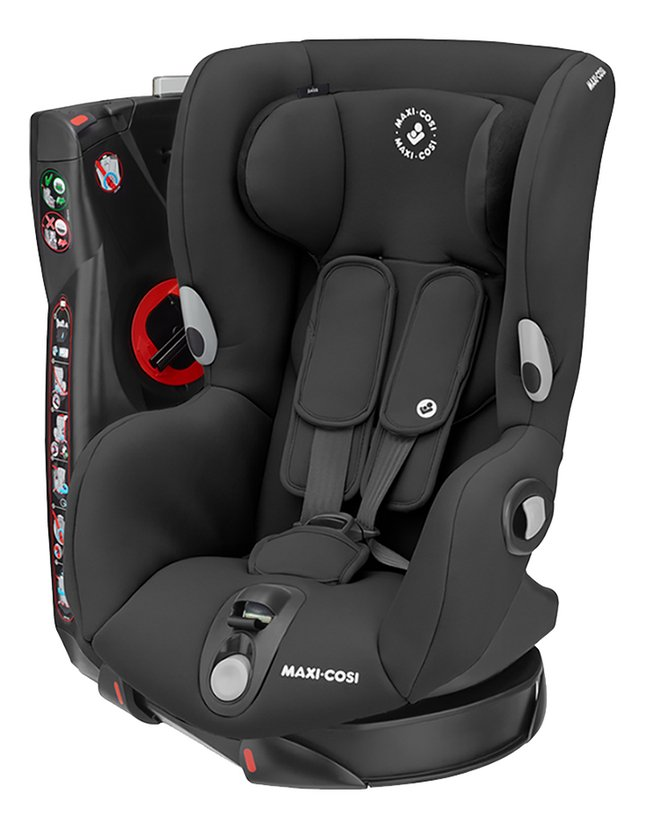 Maxi-Cosi Autostoel Axiss Groep 1 Authentic Black