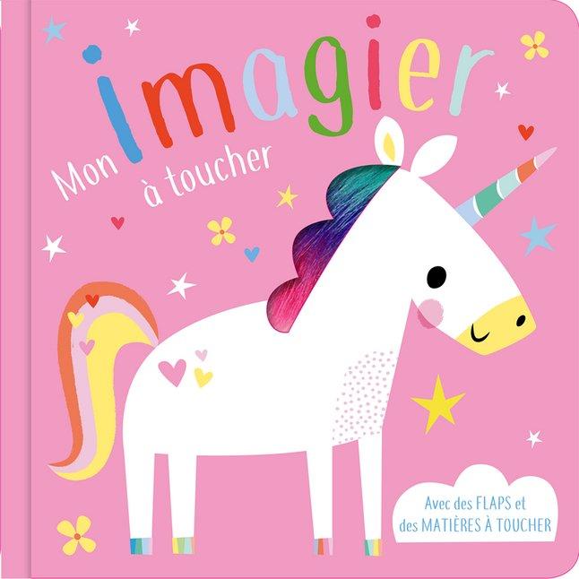 Babyboek Mon imagier à toucher