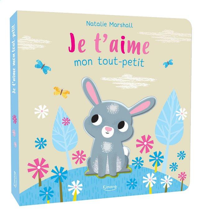 Afbeelding van Babyboek Je t'aime mon tout-petit from Dreambaby