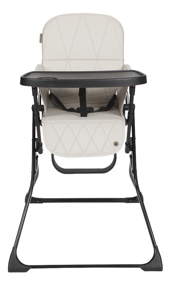 Topmark Chaise haute Lucky beige/gris