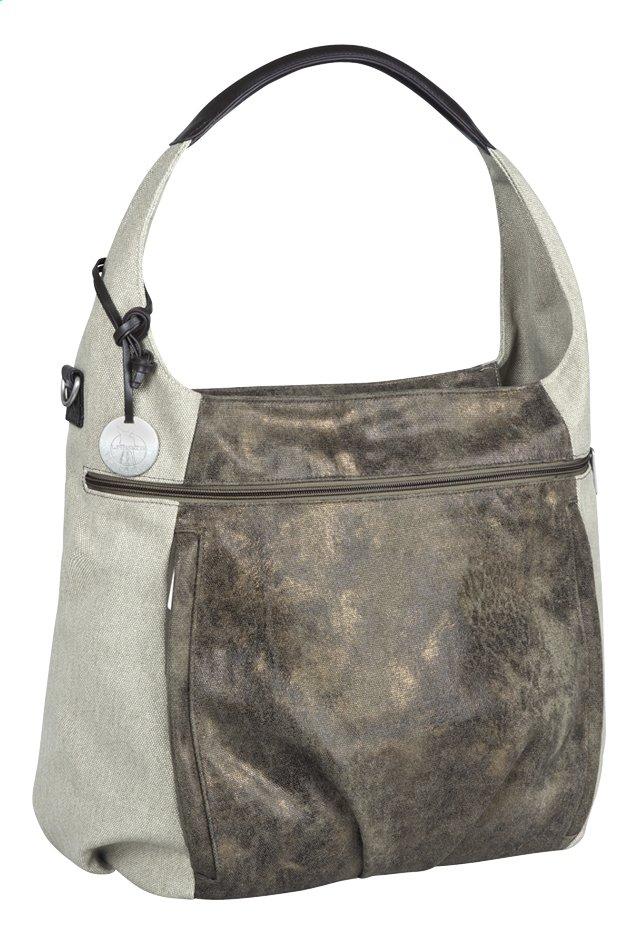 Afbeelding van Lässig Verzorgingstas Hobo bag olive/beige from Dreambaby