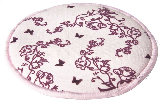 Afbeelding van Mammae Borstkompressen Classic purple promise - 4 stuks from Dreambaby