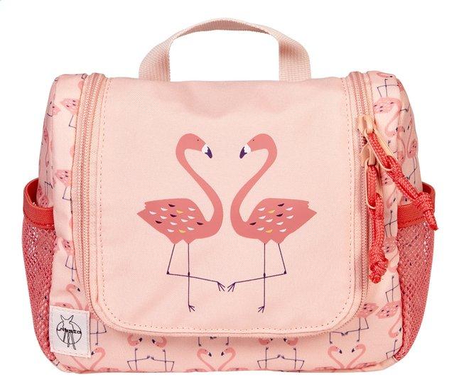 Lässig Toiletzak Flamingo peach