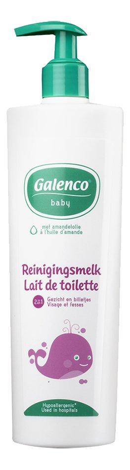 Image pour Galenco Lait nettoyant 400 ml à partir de Dreambaby