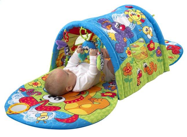 Image pour Playgro tapis de jeu/tunnel Puppy Playtime Tunnel Gym à partir de Dreambaby