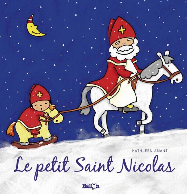 Image pour Le petit Saint-Nicolas - Kathleen Amant à partir de Dreambaby